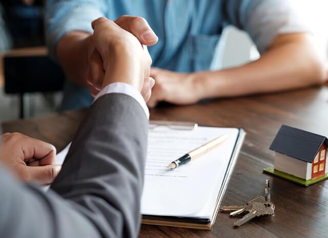 Reaching a property settlement